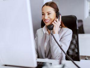 Telefonetikette für die Kanzleiassistenz